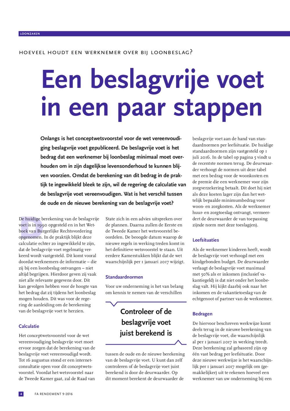 FA Rendement 9 (valt op 6 september 2016): https://www.rendement.nl/producten/financiele-administratie/vakblad
